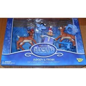 The Box & Young Buck Rudolph (The Island of Misfit Toys): Toys & Games