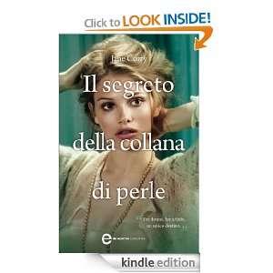 Il segreto della collana di perle (Anagramma) (Italian Edition) Jane