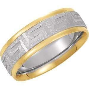 Genuine IceCarats Designer Jewelry Gift 18K Yellow & Platinum Gold