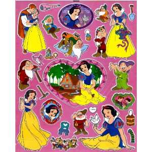 Snow White dancing w Prince Phillip Movie Disney STICKER
