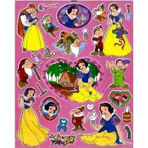 Snow White dancing w Prince Phillip Movie Disney STICKER
