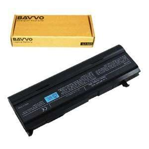 Replacement Battery for TOSHIBA Tecra A3 100,9 cells Electronics