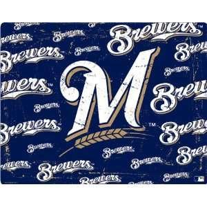 Milwaukee Brewers   Cap Logo Blast skin for Wii Remote