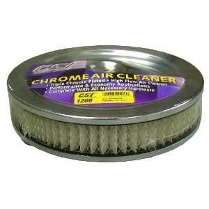CSI 1208 Chrome Air Cleaner Automotive