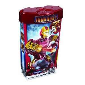 Mega Bloks Ironman 2 Techbot Mark 6 Toys & Games