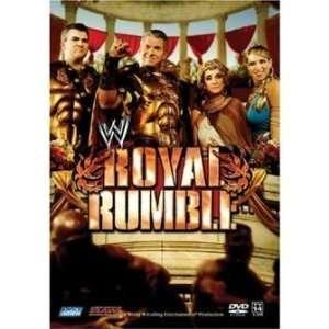 WWE Royal Rumble 2007 (2007) DVD