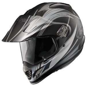 Arai XD 3 Dual Sport Motorcycle Helmet Contrast Black