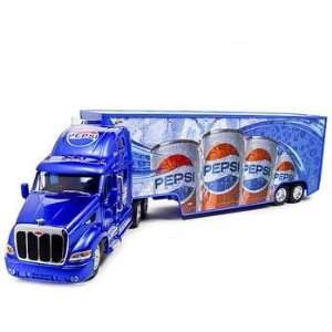 Peterbilt Pepsi Cola Truck Trailer 132 Jada Model Everything Else