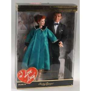 Mattel I Love Lucy Celebrity Collection with Box