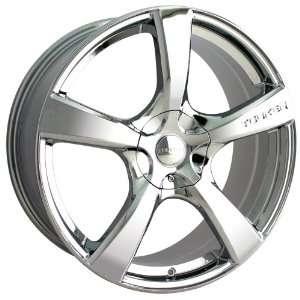 TR9 (3190) (Chrome) Wheels/Rims 5x108/114.3 (3190 2814C) Automotive