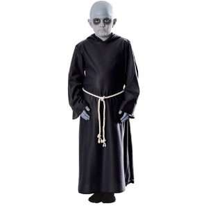 Childs Uncle Fester Addams Family Costume (Size:Small 4 6