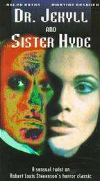 Dr. Jekyll and Sister Hyde VHS