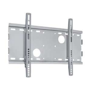 Wall Mount Bracket for LCD Plasma (Max 165Lbs, 23~37inch)   SILVER