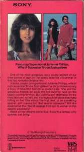 VHS: SUMMER FANTASY..JULIANNE PHILLIPSRARE