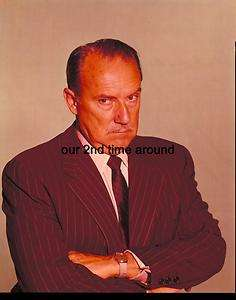 GALE GORDON Lucy Show Dennis Menace 4x5 Transparency