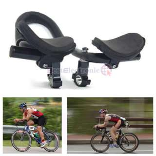 Bicycle Mountain Cycle Bike Relaxation Handlebar Black