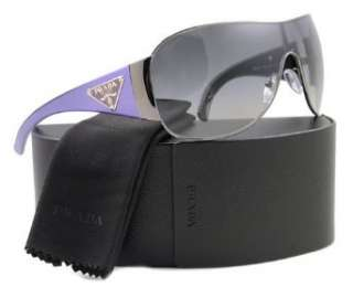 PRADA SUNGLASSES SPR 57L BLACK 7ZO 3M1 SPR57L PRADA Clothing