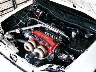 Honda Civic CRX 88 00 T3 Ram Horn Turbo Exhaust Manifold D15B JDM