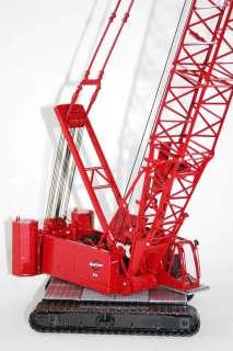Manitowoc 555 Crawler Crane   1/50   TWH #015 01017