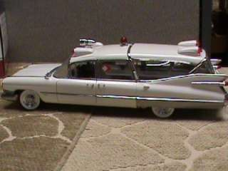 Precision Miniatures 1959 Cadillac Superior Crown Royale Ambulance (1