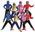 Child TV Show Nick Super Power Rangers Samurai Classic Deluxe Muscle