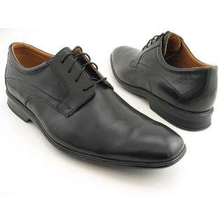 CLARKS Goya Row Black Oxfords Shoes Mens SZ 11