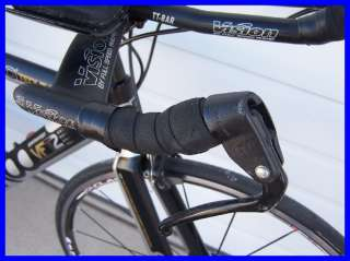 Quintanaroo Tequilo VFT2 52cm Carbon Fiber Triathalon Road Bike