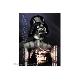 Star Wars Darth Vader Print Home & Kitchen