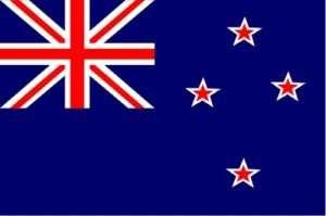 NEW ZEALAND VINYL FLAG DECAL / STICKER***