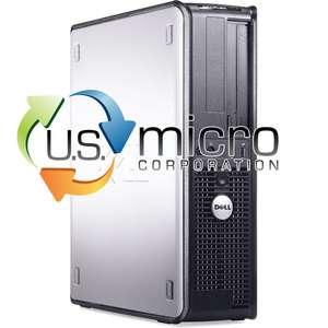 Dell Optiplex 745 Core 2 Duo 1.86GHz 1024MB 80GB DVD Windows 7 Desktop