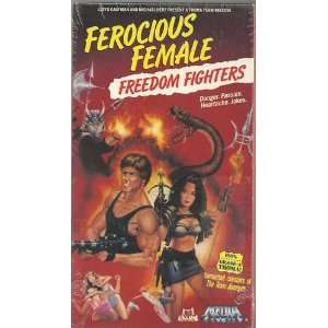 Ferocious Female Freedom Fighters [VHS]: Eva Arnaz, Barry