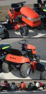 Simplicity Regent Hydro 14 38 Riding Lawn Mower Garden Tractor
