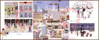 Japanese Craft Pattern Book Patchwork Quilt Sweet Dream Story quilt