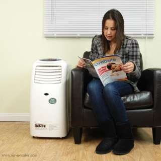 Room Cooling   Soleus PH3 12R 03 12,000 BTU Portable Air Conditioner