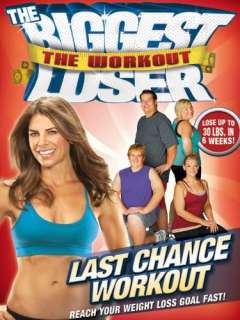 Last Chance Workout: Jillian Michaels, Lionsgate:  Instant Video
