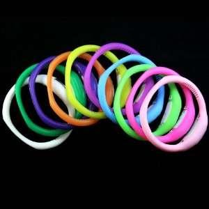 Digital Sports ION Wrist Watch Strap Silicone Bracelet (RED) FREE