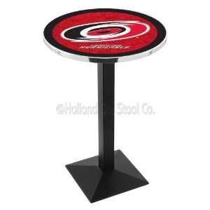 Carolina Hurricanes NHL Hockey L217 Pub Table