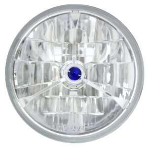 Adjure T70300 A 7 Diamond Cut Trillient Blue Dot Tri Bar
