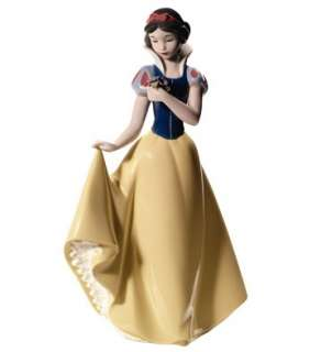NAO BY LLADRO DISNEY SNOW WHITE 1680 MINT IN BOX Issue Year 2011