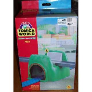 TOMICA WORLD Road & Rail System 7522 Bridge Tunnel
