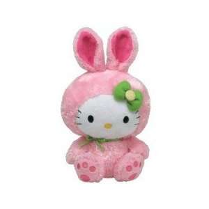 Ty Beanie Buddies Hello Kitty Pink Bunny (Large) Toys