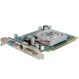 GeForce 8500GT 256MB DDR2 PCI Express (PCIe) DVI/VGA Video