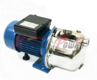 1HP Stainless Steel Jet Shallow Automatic Booster Water Pump Pressure