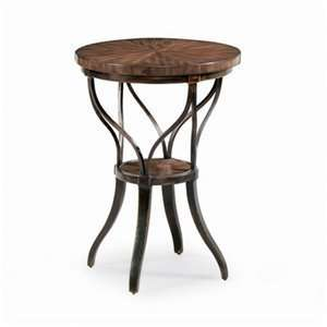 Bernhardt Furniture 581 123 Hudson Round Chair End Table
