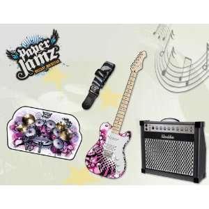 paper jamz guitar