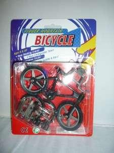 NEW FINGER MOUNTAIN BIKE BICYCLE BMX BOYS GAMES TOYS