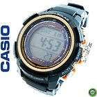 Casio Men Watch PROTREK Pathfinder Solar +Xpress +Warranty PRG 200 1D