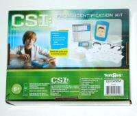 NIB CSI CRIME SCENE INVESTIGATION FACIAL IDENTIFICATION KIT