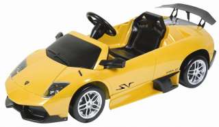 DEXTON LAMBORGHINI MURCIELAGO LP 670 4 RIDE ON BATTERY OPERATED CAR DX