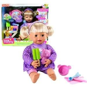 Fisher Price Year 2010 Little Mommy Nurture, Love, Grow